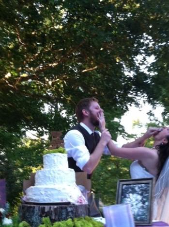 Cake Eating it
