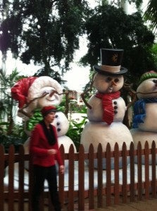 Opry Snowmen