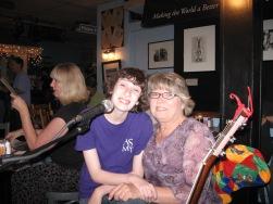 Bluebird 09 Morgan and mom