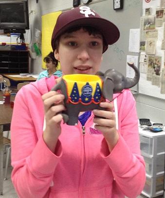 Elephant Cup